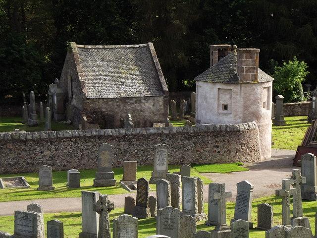 Banchory St Ternan Kirkyard