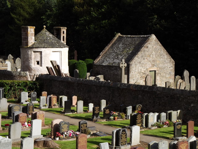 Kirkyard, Banchory St Ternan