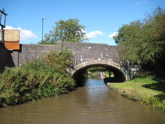 Coventry Canal: Bridge Number 14: Bulkington Bridge