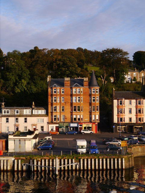 Harbourside Properties, Rothesay