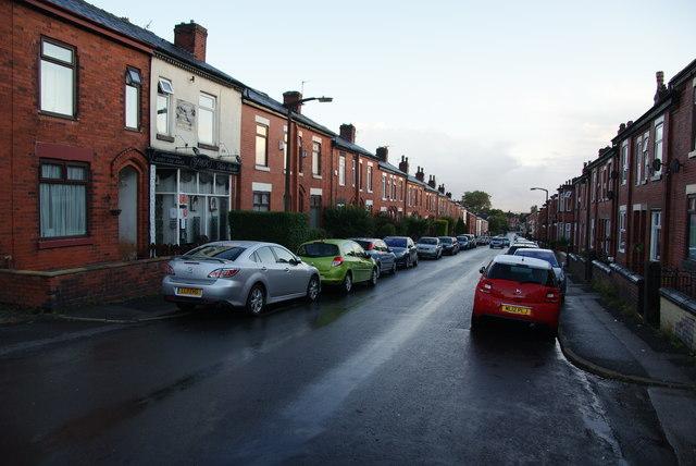 Park Street, Pendlebury
