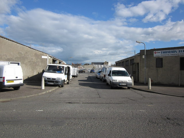Saltfield Lane, Ayr