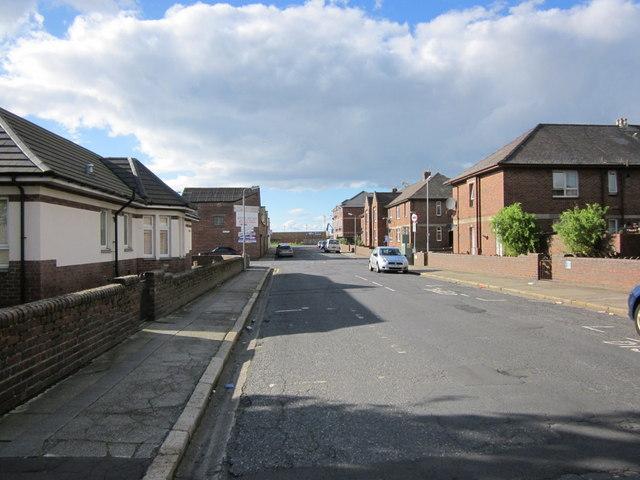 Taylor Street, Ayr