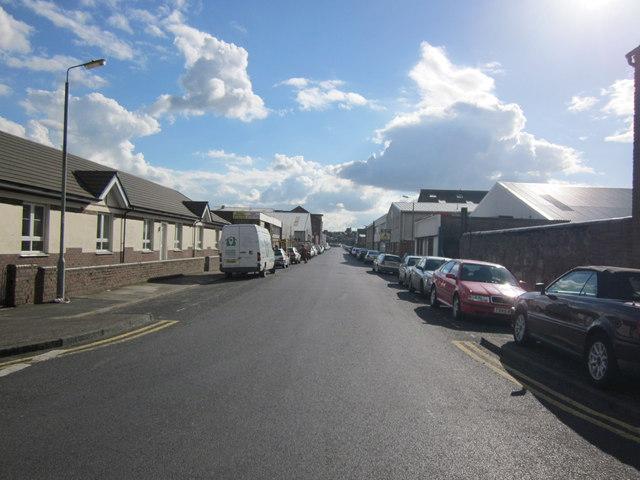 York Street, Ayr