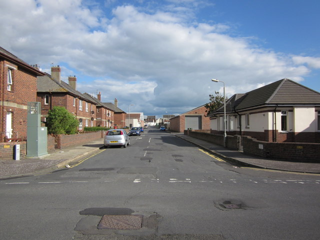 Taylor Street, Ayr