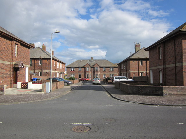 York Street Lane, Ayr