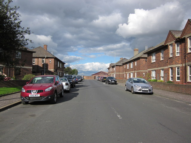 York Street, Ayr
