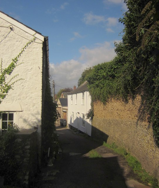 Rosemary Lane, Musbury