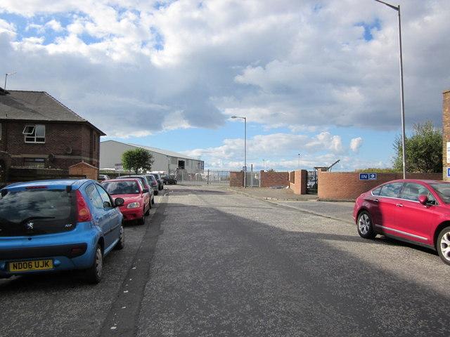 Waggon Road, Ayr
