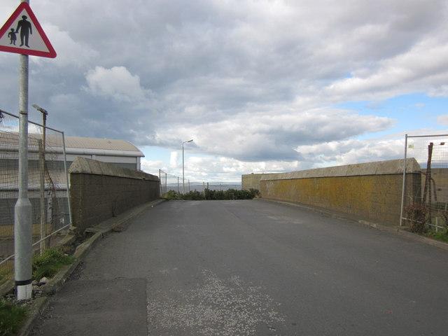 Saltpans Road, Ayr