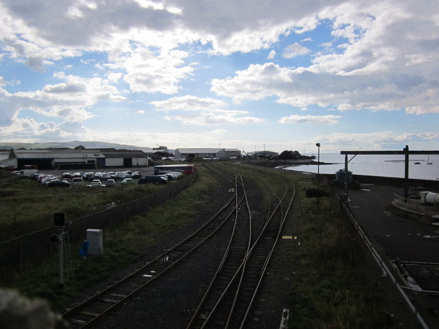 Ayr Harbour Junction