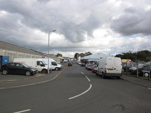 Elmbank Street, Ayr