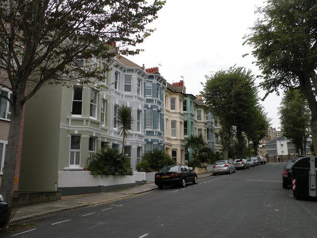 Chesham Street, Brighton