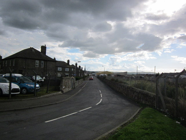 Glebe Road, Ayr
