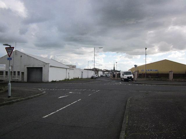 Glebe Road, Ayr