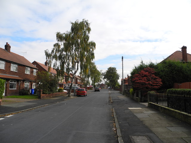 Delamere Road, Dane Bank, Denton