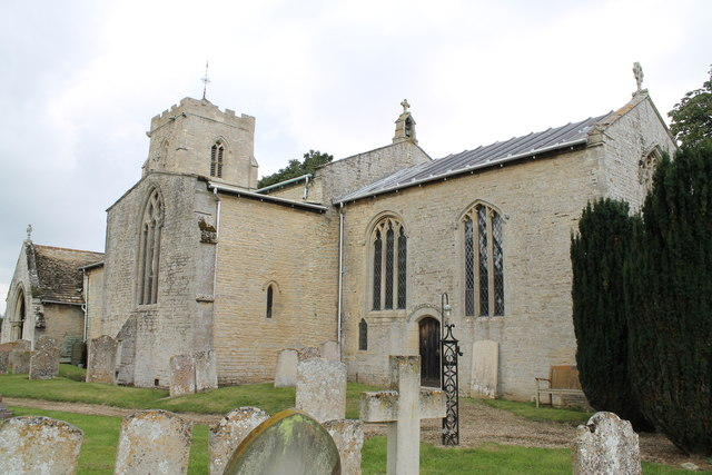 St Lawrence's Church, Tallington