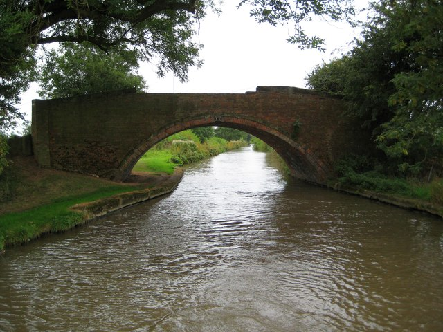 Oxford Canal: Bridge Number 11: Cater's Bridge