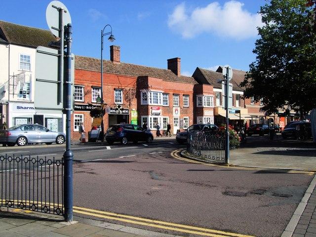 High Street, St Neots