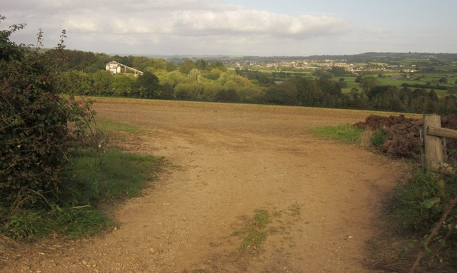 Towards Axminster