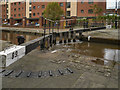 SJ8397 : Rochdale Canal, Tib Lock by David Dixon