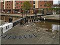SJ8397 : Rochdale Canal, Tib Lock by David Dixon