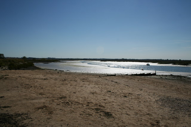 Steeple Bay