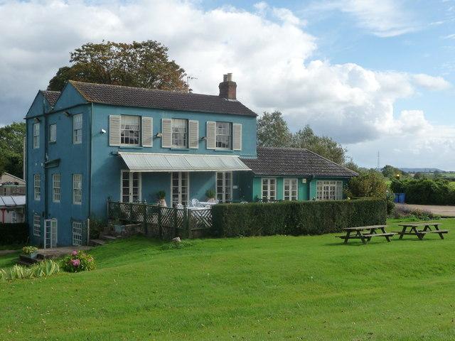 The Old Passage Inn near Arlingham