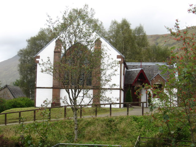 Crianlarich Parish Church