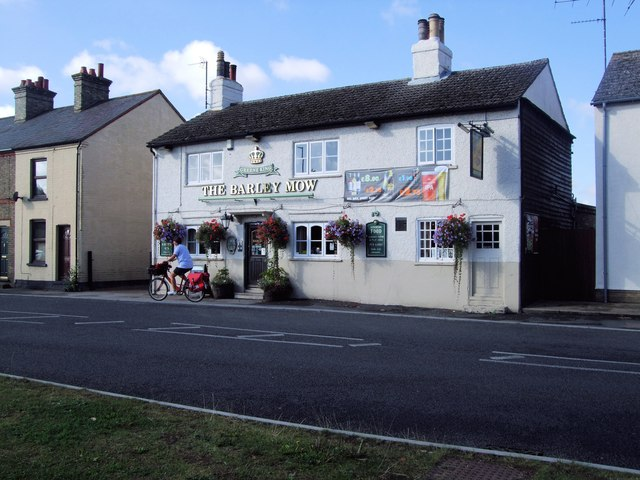 The Barley Mow, St Neots
