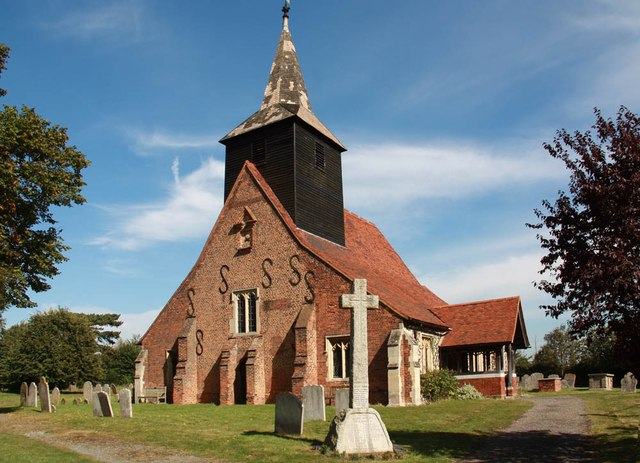 St Giles, Mountnessing