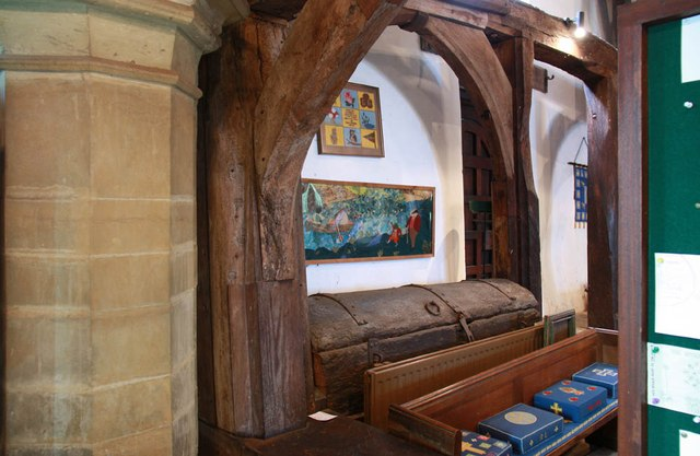 St Giles, Mountnessing - Chest