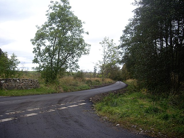Road to Easter Wardmill