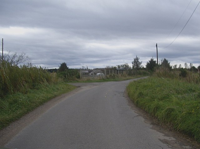 Junction for West Coldstream