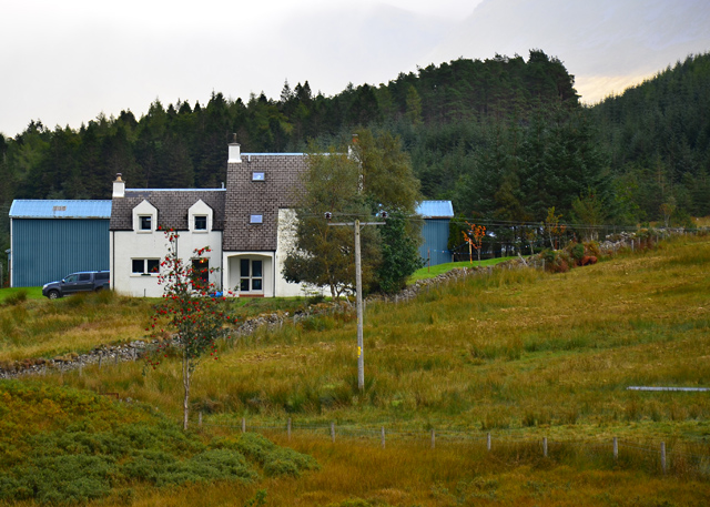 Glen Orchy Farm