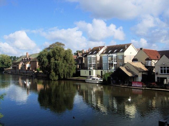 Riverside, St Neots