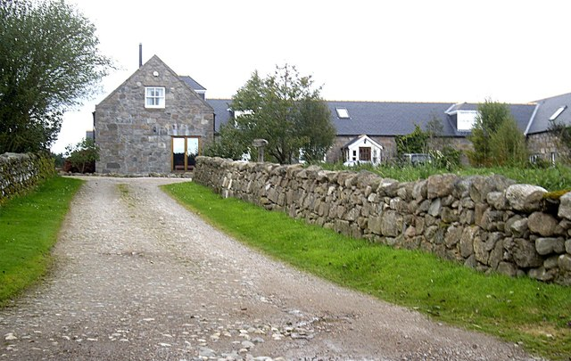 Access to converted Broomfield Steading