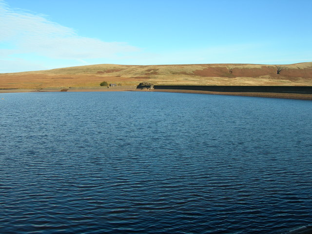 Green Withens Reservoir (1)
