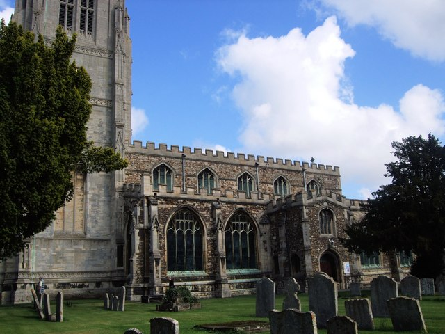 St Mary The Virgin Church, St Neots