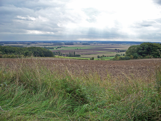 View towards Brigg from Middlegate