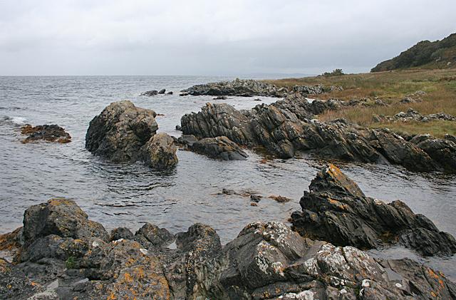 Dalradian Rocks