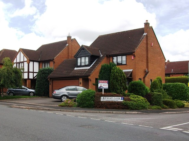 Houses in Thornhill Drive, Whitestone
