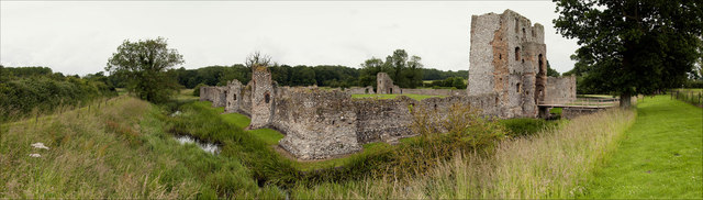 Baconsthorpe Castle, Norfolk
