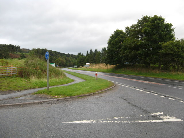 A9, Perth to Inverness road
