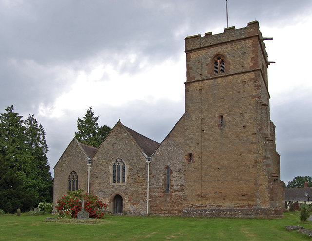 St James' Church, Colwall