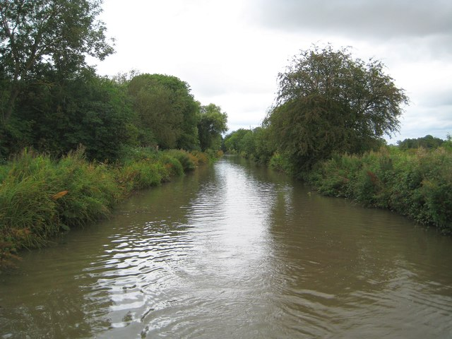 Oxford Canal: Reach near Brinklow