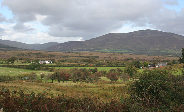 Crochandoon and Machrie Moor