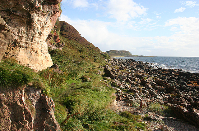 West Coast of Arran