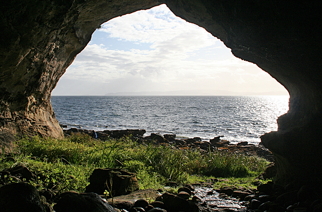 View from a Cave