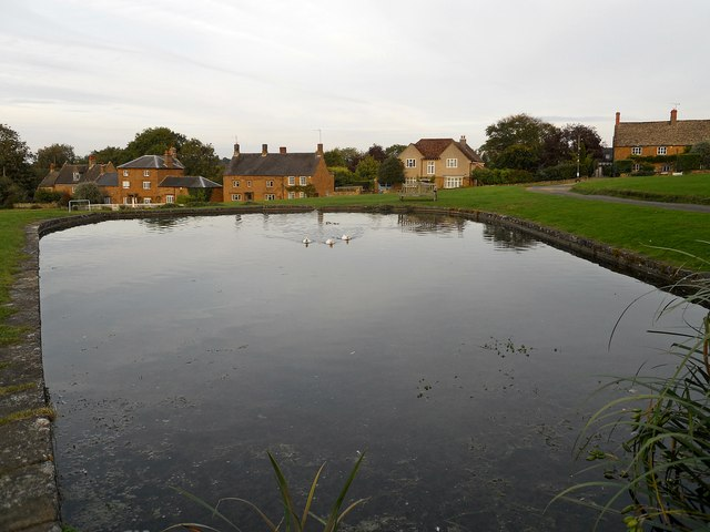 Warmington-Village Pond